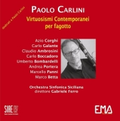 Paolo CArlini - Virtuosismi contemporanei per fagotto
