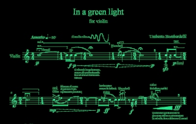 In a green light - pagina 1